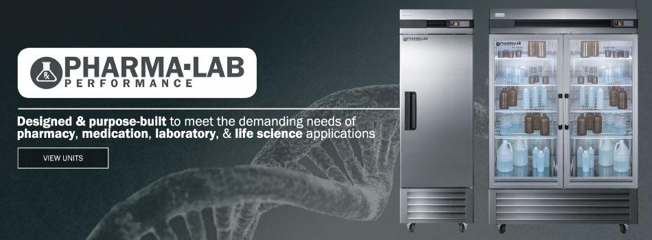 Pharmacy Laboratory Refrigeration Products