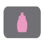 Breast Milk Storage logo