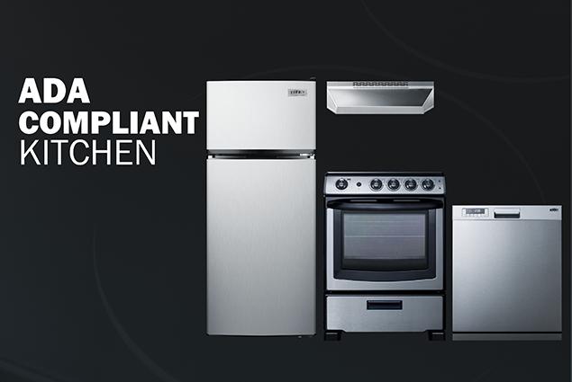 ADA Compliant Kitchen Solutions