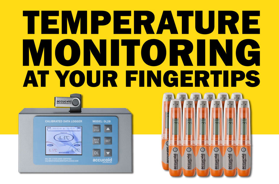 Data Loggers Temperatur Monitoring