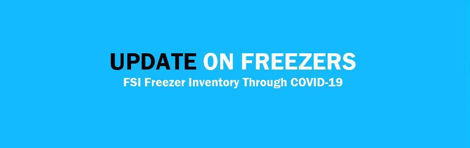 Freezer Inventory Update Header