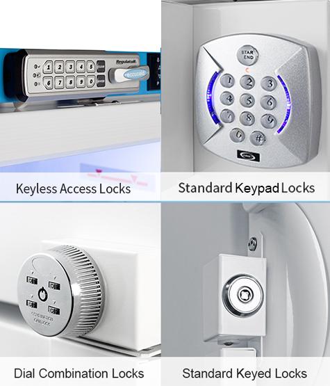 Keyless Keypad-Based Systems Image