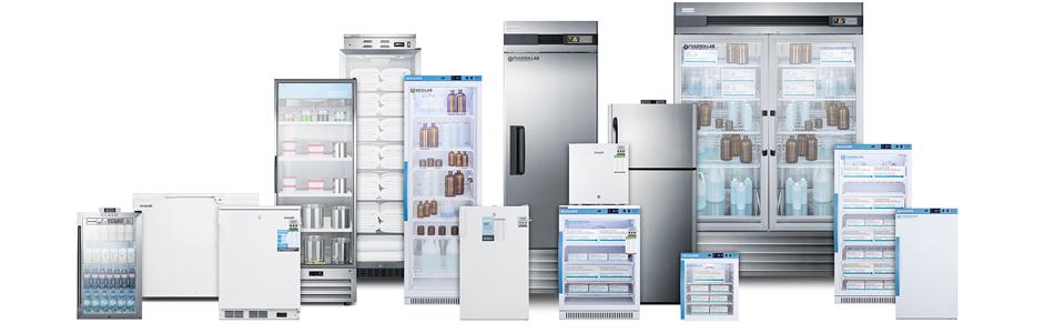 PharmaVac & PharmaLab Fridge and Freezer Series