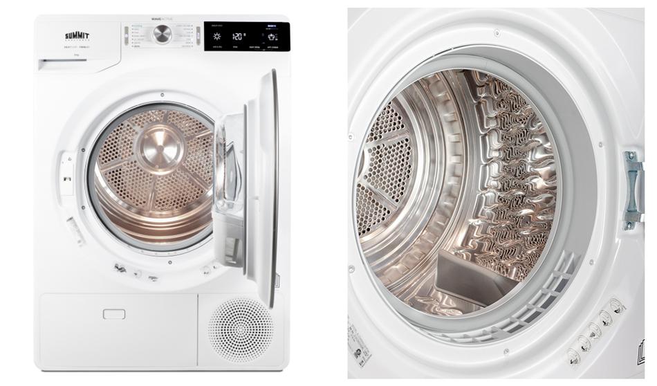 Heat Pump Dryer Detail Header