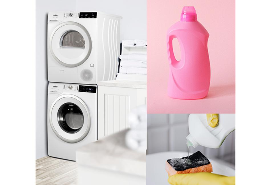 Laundry Washer Dryer
