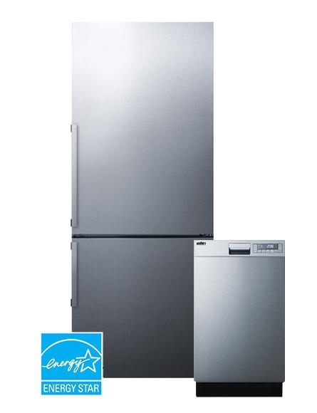 Energy Star Appliances By Summit Applaince