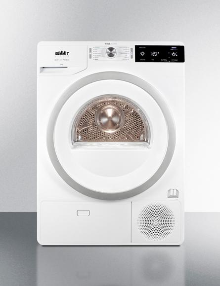 """SLD242W 24"""" Wide 208-240V Heat Pump Dryer"""