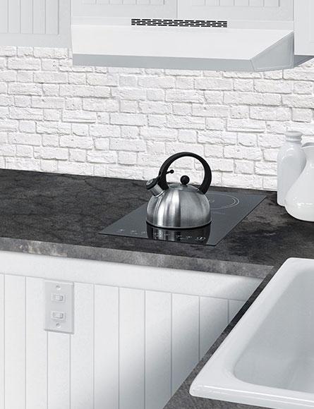 ADA compliant range hoods and cooktops