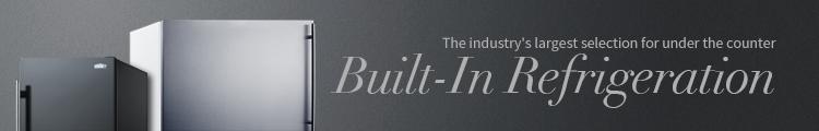 Built-In Undercounter