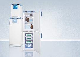 Stackable Refrigerator-Freezers