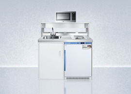 All-In-One Wellness Room Kitchenettes