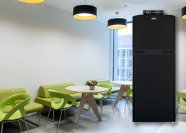 Break Room Refrigeration