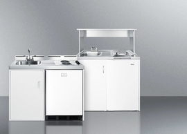 All-In-One Kitchenettes
