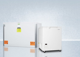 All Low Temperature Freezers