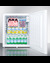 FF28LWH Refrigerator Full