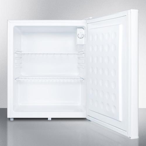 FF28LWH Refrigerator Open