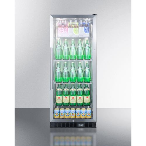SCR1156 Refrigerator Full