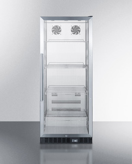 SCR1156CSS Refrigerator Front