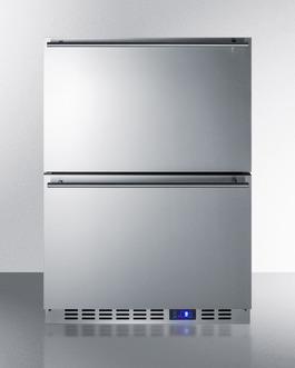 CL2F249 Freezer Front