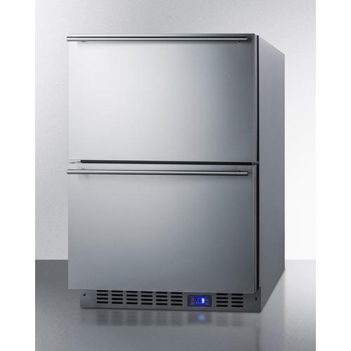 CL2F249 Freezer Angle