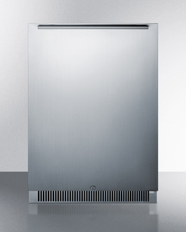 CL68ROS Refrigerator Front