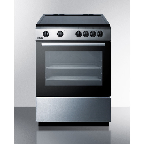 CLRE24 Electric Range Front