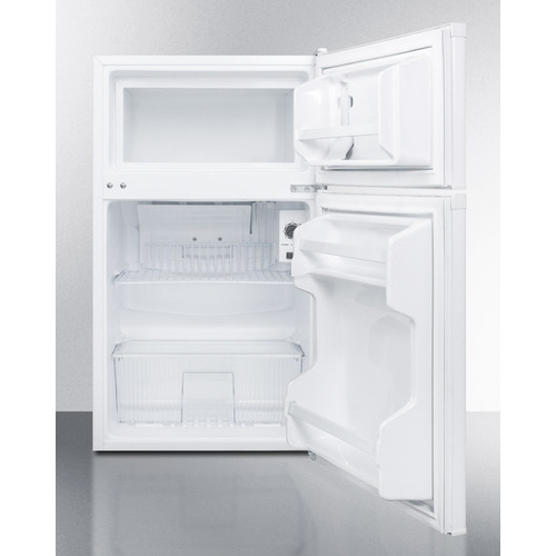CP351W Refrigerator Freezer Open