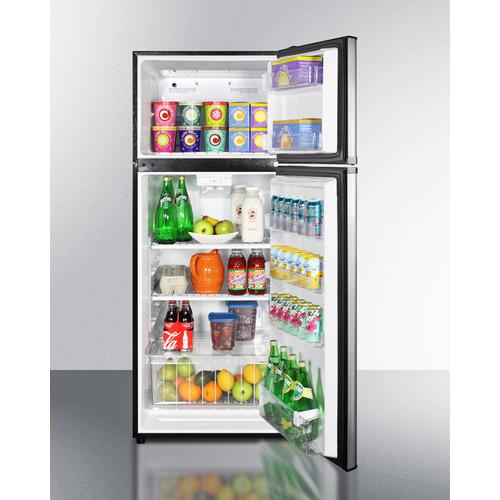 FF1159SS Refrigerator Freezer Full