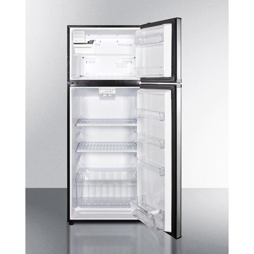 FF1159SSIM Refrigerator Freezer Open