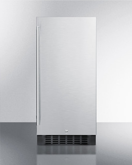 FF1532BCSS Refrigerator Front