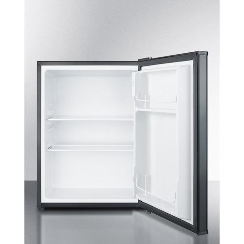 FF29K Refrigerator Open