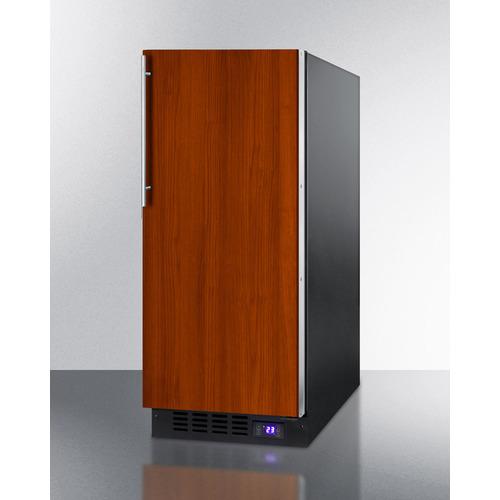 SCFF1533BIF Freezer Angle