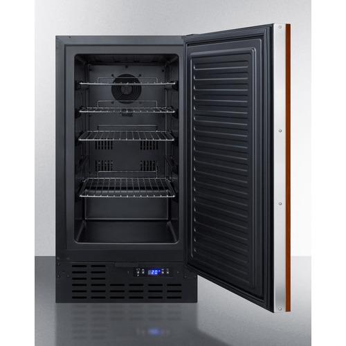 SCFF1842IFADA Freezer Open