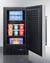 SCFF1842SSADA Freezer Full