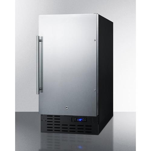 SCFF1842SSADA Freezer Angle