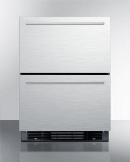 SPRF2D5 Refrigerator Freezer Front