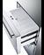 SPRF2D5 Refrigerator Freezer Detail