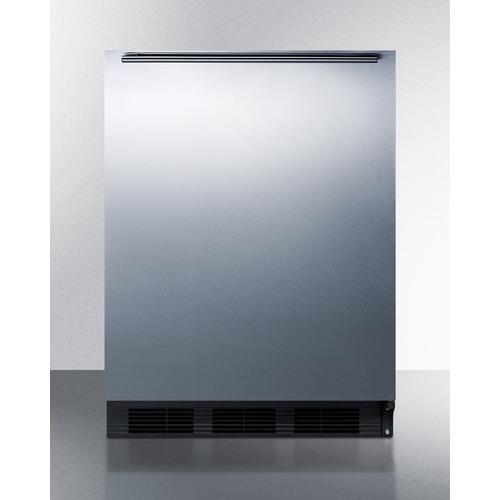 CT663BBISSHHADA Refrigerator Freezer Front