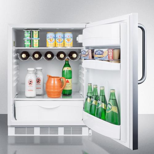 FF61BISSTBADA Refrigerator Full