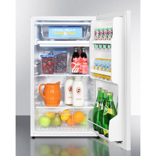 FF412ES Refrigerator Freezer Full