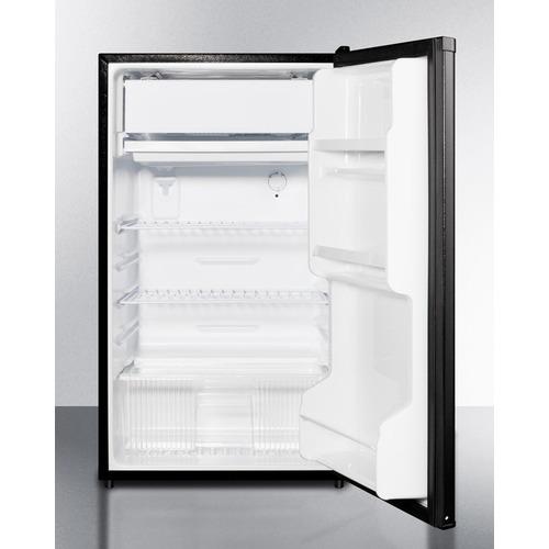 FF433ESADA Refrigerator Freezer Open