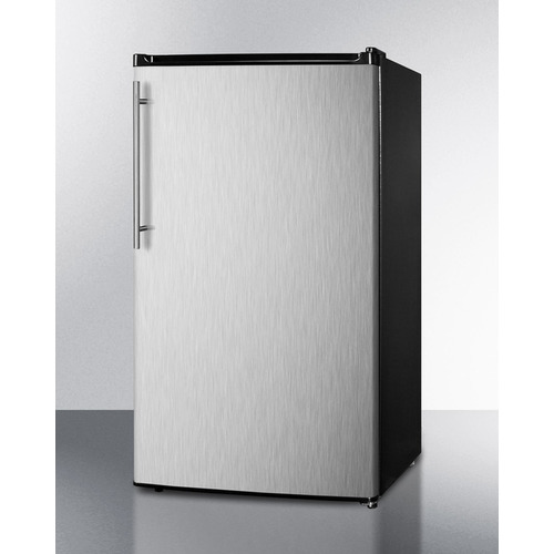FF433ESSSHV Refrigerator Freezer Angle