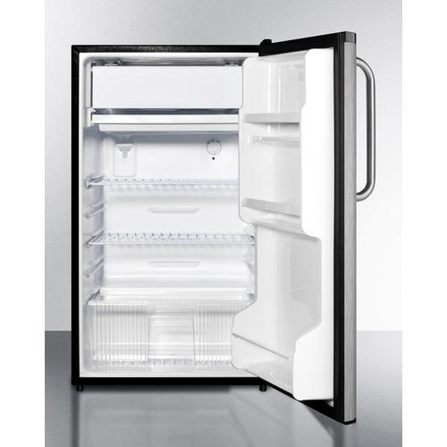 FF433ESSSTBADA Refrigerator Freezer Open