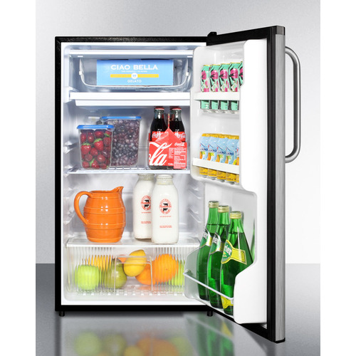 FF433ESSSTBADA Refrigerator Freezer Full
