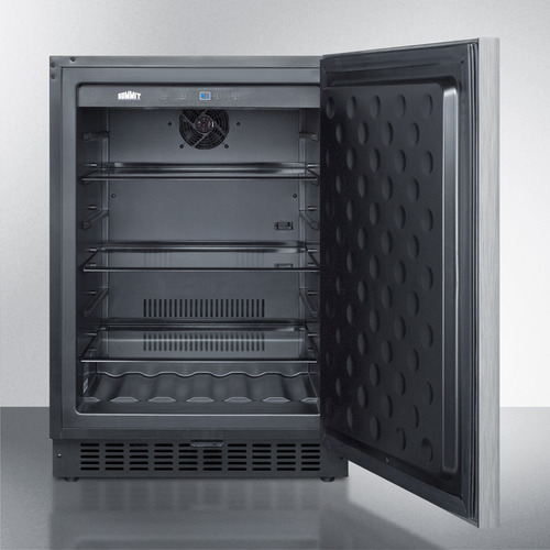 FF64BXCSSHH Refrigerator Open