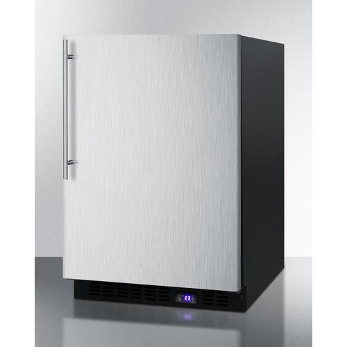 SCFF53BXSSHV Freezer Angle