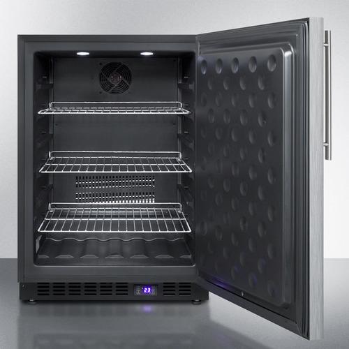 SCFF53BXSSHV Freezer Open
