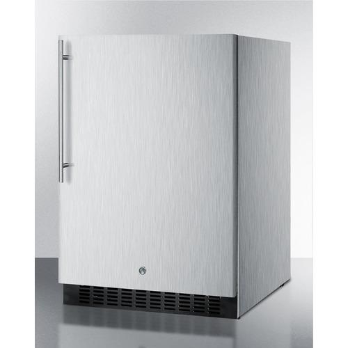SPR627OSCSSHV Refrigerator Angle