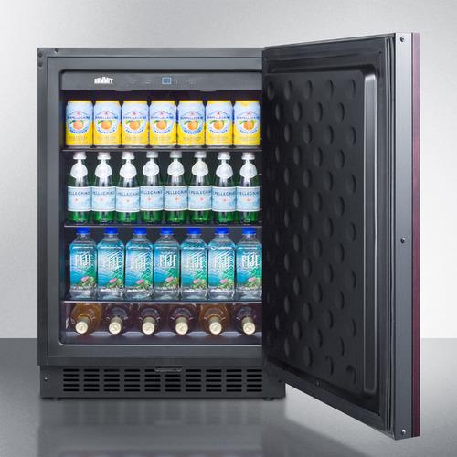 SPR627OSIF Refrigerator Full