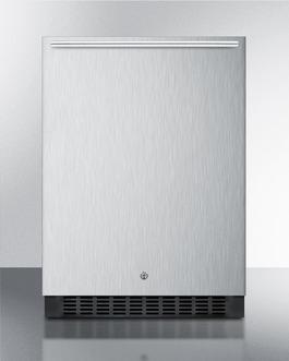 SPR627OSSSHH Refrigerator Front